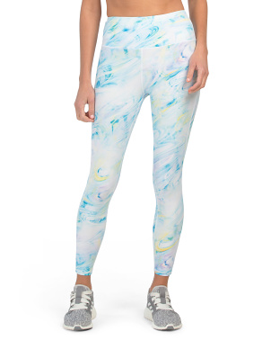 High Waist Tie Dye Leggings