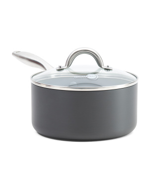 2.75qt Nonstick Lima Saute Pan With Cover