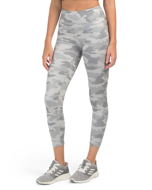 High Waisted Run Leggings