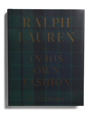 Ralph Lauren In His Own Fashion