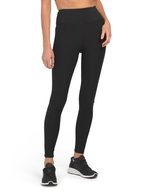 High Waist New Madrid Shine Leggings