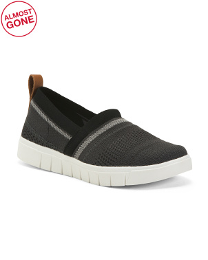 Comfort Slip On Sneakers