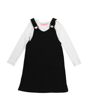 Little Girls 2pc Jumper Set