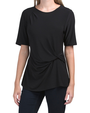 Chloe Side Knot Top