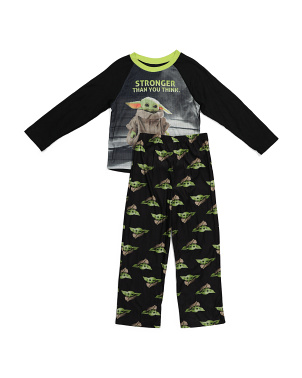 Boys 2pc Sleep Set