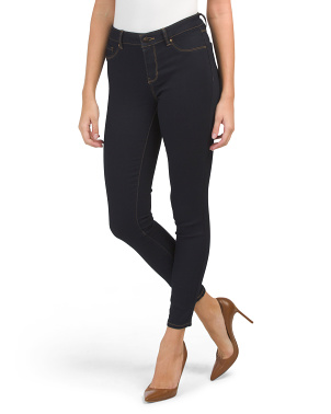High Waisted Promo Skinny Jeans