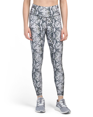 Printed Ps Leggings