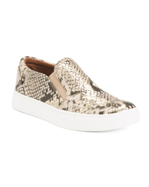 Sport Casual Slip On Sneakers