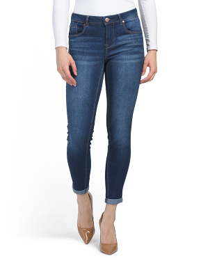 Heritage Ziggy Rolled Ankle Jeans