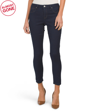 Rinse Butter Ankle Jeans