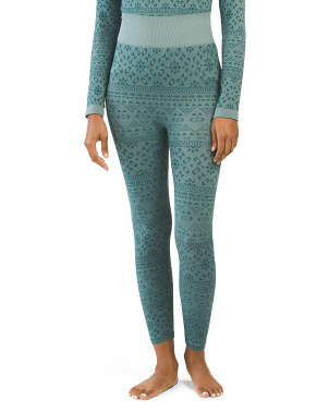 Powderline Seamless Base Leggings