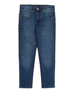 Big Boy Skinny Stretch Denim Jeans