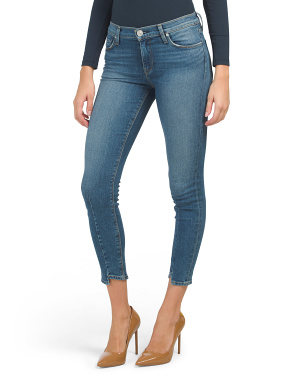 Nico Mid Rise Super Skinny Jeans
