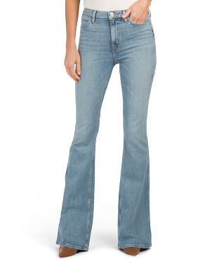 Tom Cat High Rise Flare Jeans