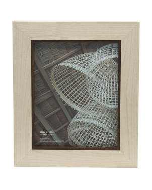 8x10 Paperwrap Two Tone Frame