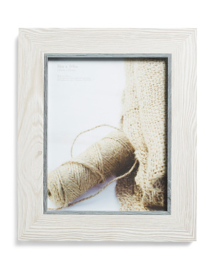8x10 Paperwrap Wood Grain Frame