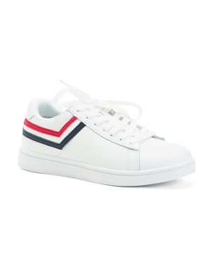 Classic Low Casual Leather Sneakers