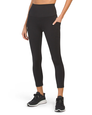 Airlink High Rise Side Pocket Capris