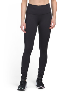 Interlink Hi Rise Side Pocket Leggings