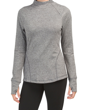 Long Sleeve Pullover Top