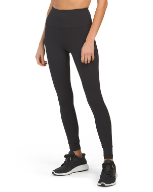 Nude Tech High Rise Basic Leggings