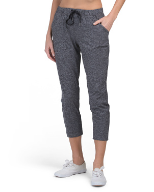 Fare Crop Space Dye Joggers