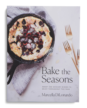 Bake The Seasons Cookbook