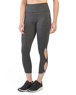High Rise Infinity Leggings
