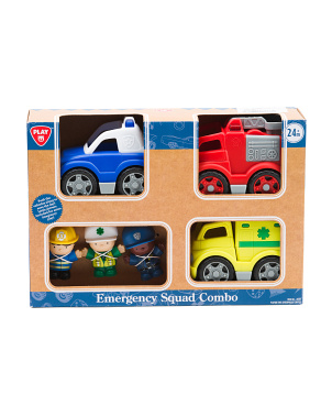 Emergency Squad Combo Set