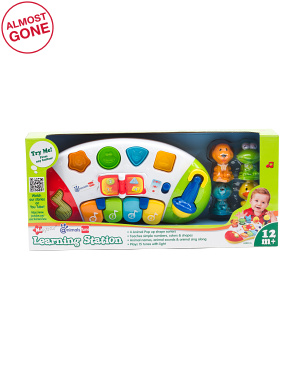 Learning Station Playset