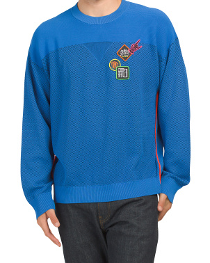 K Trey Pullover Sweater