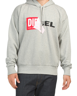 S Alby Hooded Sweatshirt
