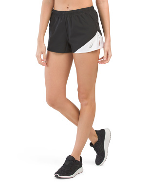 Gunlap Split Shorts