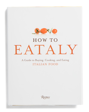 How To Eataly Cookbook