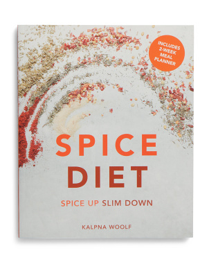 Spice Diet Cookbook