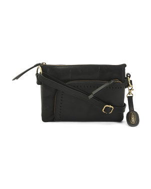Cranly Leather Crossbody