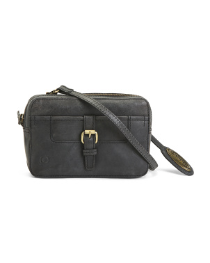 Leather Granada Crossbody