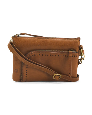 Leather Cranly Crossbody