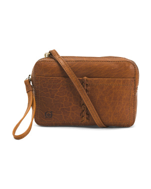 Leather Nordham Crossbody