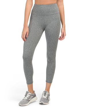 Melange Ankle Leggings