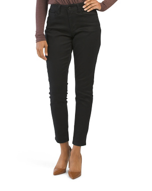 High Rise Tummy Control Skinny Jeans