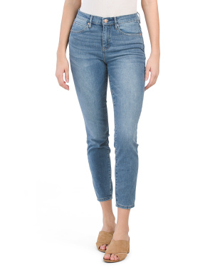 Eco Friendly High Rise Skinny Jeans