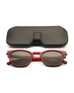 Unisex Made In Italy Designer Sunglasses
