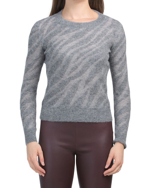 Germain Crew Neck Sweater