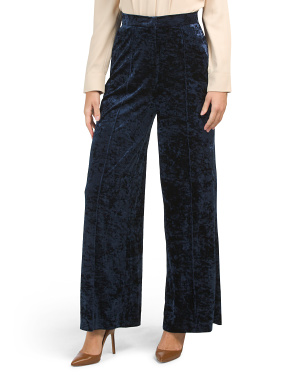 Made In Usa Steph Wide Leg Pants