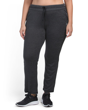 Plus Soft Hacci Pants