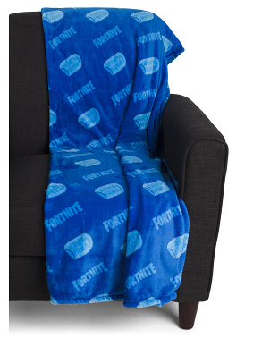 Fortnite Blanket