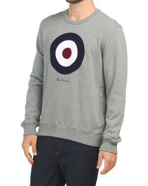 Bulls Eye Fleece Sweatshirt