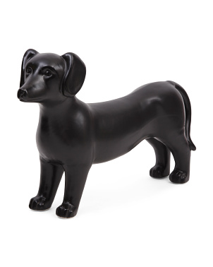 Dachshund Tabletop Figurine
