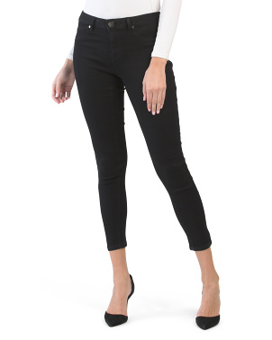 Butter Soft Ankle Skinny Jeans